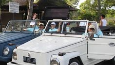 Bali Amazing Race Ubud Camp Half Day dengan VW Safari