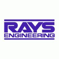 Rays Engineering Logo Vector Download