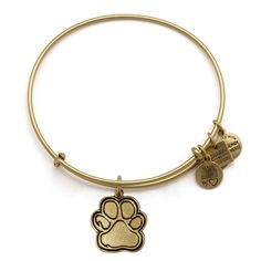 Prints of Love Charm Bangle | Alex and Ani. Want it! Some proceeds go to ASPCA.