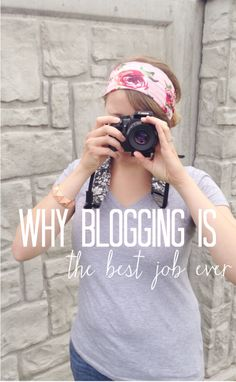 Why Blogging Is the Perfect Job