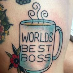 The Office Tattoo Ideas | Cool Tattoos Inspired by The Office