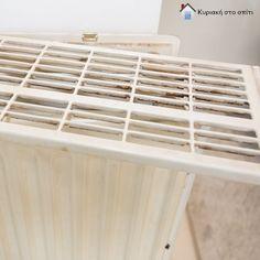 Κυριακή στο σπίτι: Πως θα καθαρίσουμε εύκολα τα καλοριφέρ Radiators, Diy And Crafts, Cleaning, House, Radiant Heaters, Home, Home Cleaning, Homes, Houses