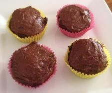 Recipe Chocolate Mud Cupcakes with Ganache (Gluten, Dairy and Refined Sugar Free) by Thermo Sensation - Recipe of category Baking - sweet Coconut Syrup, Coconut Sugar, Coconut Cream, Coconut Flour, Almond Recipes, Gluten Free Recipes, Chocolate Recipes, Mud, Sugar Free