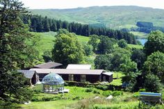 eco Yoga Retreat Scotland - Yoga, Wild River Bathing and Eco Living....