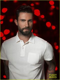 Adam Levine & Christina Aguilera: 'The Voice' Season 5 Poster! | The Voice Photos | Just Jared