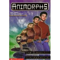 Animorphs #20 (Part 1 of a Trilogy)- Marco