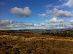 Ilkley and Ilkley Moor, my home town