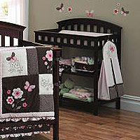 "Carter's Manchester Changing Table - Dark Cherry - Carters - Babies ""R"" Us"