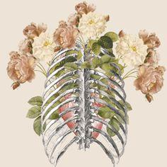 She's got flowers in her heart · Studio cafofokitsch · Almofadas · R$55,00