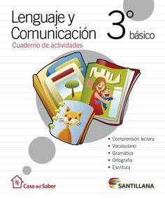 Cuaderno Actividades Lenguaje by Geovanna Carvajal Cuevas via slideshare Educational Activities, Learning Activities, Spanish Teaching Resources, School Worksheets, School Items, Spanish Classroom, Therapy Activities, Best Teacher, Speech And Language