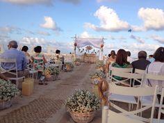 Casamento na praia. Beach wedding