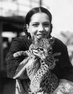 want this kitty - Lupe Velez