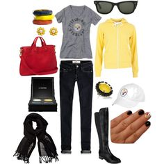 Steelers Outfit for Women