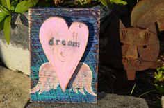 Dream One of a Kind Bond Gypsy Painted and Distressed by BondLove