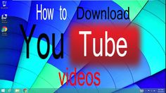 Directly download your youtube videos without any softwares