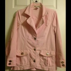Pink Z Cavaricci jacket!!! Awesome Z Cavaricci jacket!! Old School 😊❤️ Z Cavaricci Jackets & Coats