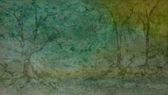 Buy limited edition etching Recovered Green by contemporary British printmaker Monica Ralph at For Arts Sake. Borders For Paper, Paper Size, Printmaking, Colour, Contemporary, Green, Artwork, Painting, Size Of Paper