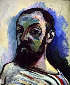 Self-Portrait - Henri Matisse - The Athenaeum
