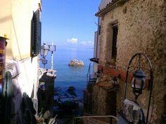 il mare di Calabria 19/10/2014 Scilla ( RC )