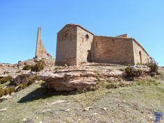 La iglesia de Nuestra Señora de Marcuello, está situada en la sierra de Marcuello y pertenece a la localidad de Sarsamarcuello provincia de Huesca.