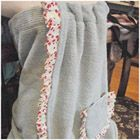 DIY spa towel...I am going to make one of these to send with my kids to camp.