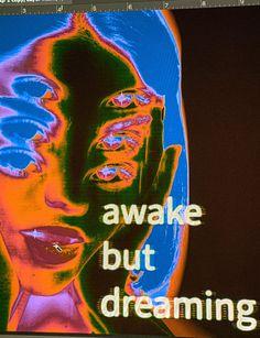 Poster Wall, Poster Prints, Photowall Ideas, Arte Punk, Sensory Art, Aura Colors, Hippie Art, Psychedelic Art, New Wall