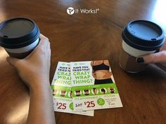 Speaking of #goodmorning let's take a #coffee break before the morning meeting and talk about the #wrap thing. From now until midnight on Oct 29 new #US distributors are gonna get a box of WOW for #free when they enroll! So that makes the deal with a new $99 Business Builder Kit:  Free box of WOW ($77 value)  A box of 4 Wraps ($99 value)  4 samples of Defining Gel  Last week to join and be eligible for the $500 Ruby bonus  Be able to earn CASH in time for Christmas  I've been in this…