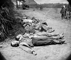 After 1863 Battle of Gettysburg, a grisly but noble enterprise to honor the fallen - The Washington Post