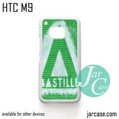 Bastille Band Logo Phone Case for HTC One M9 case and other HTC Devices