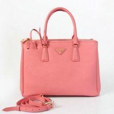 Prada Handbags Top Quality Saffiano Lux Tote Bn2274 In Cerise Rosa Replica Italia Borse Outlet