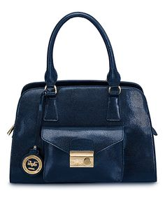 478c3a61263 Navy Marlow Medium Satchel Black Leather Satchel, Leather Satchel Handbags, Leather  Bag, Marlow