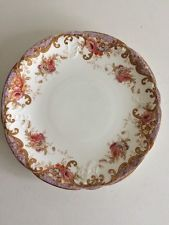 """Stunning Aynsley Cake Plate 1895 Rd No 255280 Palissy 9"""""""