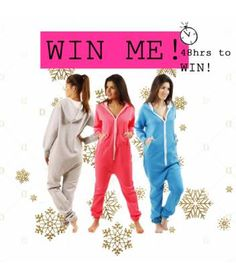 Win a onesie!  http://www.designerdesirables.com/competitions?utm_source=396_12_DAYS_OF_CHRISTMAS_PRIZE_DRAWS_STARTS_NOW_WIN_A_ONESIE_medium=email_term=800013_http://www.designerdesirables.com/competitions_campaign=396_12_DAYS_OF_CHRISTMAS_PRIZE_DRAWS_STARTS_NOW_WIN_A_ONESIE