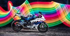 BMW S1000RR http://ift.tt/2pSIn7Z  #bmw #s1000rr #superbike #motorrad #beemer #lightpainting #pixelstick