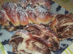 Ostoros kalács French Toast, Food And Drink, Baking, Breakfast, Recipes, Foods, Drinks, Morning Coffee, Food Food