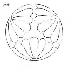 Mandala | Mandala | glittermotifs Dot Art Painting, Mandala Painting, Pebble Painting, Stone Painting, Mandala Dots, Mandala Design, Old Cd Crafts, Embroidery Cards, Mandala Stencils