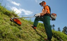 Heavy brushcutters