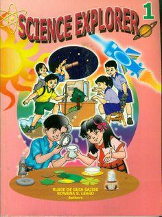 The SCIENCE EXPLORER Series (Grade 1 - 6)