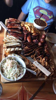 [I ate] The Big Rig from Hot Rod's BBQ in Wharton NJ [OC] (750 x 1334) https://i.redd.it/kwn84dblbmuz.jpg