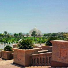 The #emirates #palace #abudhabi #tourism #uae #travels