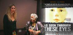 Maya Angelou: 'As Seen Through These Eyes' - Hollywood Journal #Documentary #MayaAngelou #HilaryHelstein #AsSeenThroughTheseEyes #Holocaust #Hollywood hollywoodjournal.com