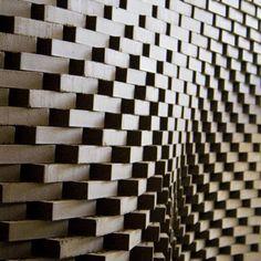 Pike Loop by Gramazio & Kohler - Dezeen - bricks laid by robot arm