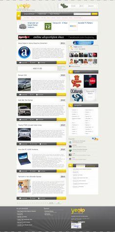 Yegip.com boydan görünüşü