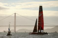 Tickets are now on sale for the America's Cup sailing races, which will take place in San Francisco from July through September.