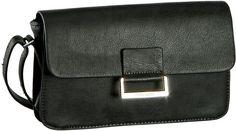 Gerry Weber – Talk Different Flap Bag Black - Gerry Weber Talk Different Flap Bag Black