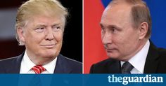 Trumps old buddy Russian President Putin is among first to congratulate Republican on his surprise victory in the US elections