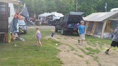 Fam vaca at #GenevaOnTheLake for the 4th! #hadablast #family #vacation #camping
