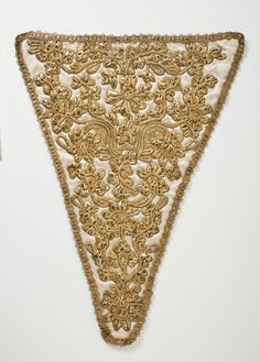 Woman's Stomacher | LACMA Collections