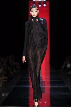 Jean Paul Gaultier Fall Winter Couture 2012 Paris