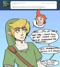 What Link thinks of Groose's Pompadour. Zelda Video Games, Video Game Memes, Legend Of Zelda Memes, Legend Of Zelda Breath, Evil Villains, Skyward Sword, Link Zelda, Wind Waker, Twilight Princess